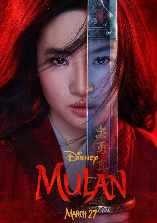 Movie Mulan, Chinese American actor Crystal Liu is an excellent choice?